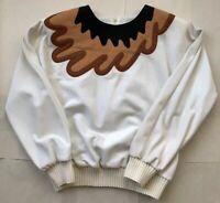Leslie Fay Petites Vintage Shirt, Size 12 (Petite)
