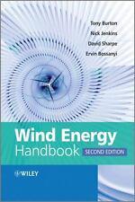 WIND ENERGY HANDBOOK - NEW HARDCOVER BOOK