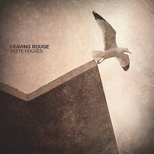 LEAVING ROUGE White Houses CD EP Detroit Band Small Label Local Pressing Sealed!