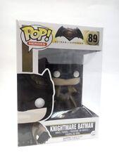 Funko POP Heroes BVS Knightmare Batman Vinyl Figure #89