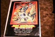 HOT SUMMER IN THE CITY  ROLLED ORIG MOVIE POSTER SEXPLOITATION RARE