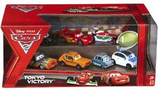Disney Cars Cars 2 Multi-Packs Radiator Springs Race 7-Pack Diecast Car Set