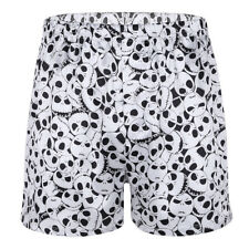 Sexy Men's Halloween Skull Heads Boxer Shorts Trunks Lounge Underwear Underpants