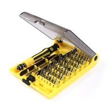 45 in 1 Mini Screwdriver Set Torx Bit Tools Set Small Precision Phone Repair Kit