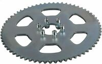 "Lifan LF50QGY RC70 Pit Bike Go cart mini bike Rear wheel Sprocket 37 T 6/"" Dia."