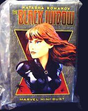 Bowen Designs Marvel Comics Black Widow Bust Statue New 2001 Avengers Iron Man .