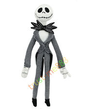 The Nightmare Before Christmas Jack Skellington Power Poseable Plush Doll Toy