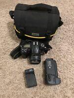 Nikon D7000 With 50mm F1.8 Lens