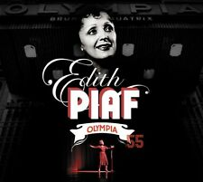 EDITH PIAF - OLYPMIA 55   CD NEW+