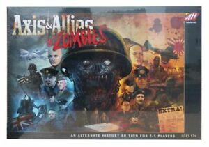 Axis and Allies Anniversary Zombies - englisch