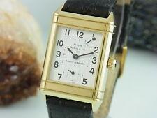 Philippe du Bois & Fils reserva de marche 750/18k oro limitado 599 reloj Hombre