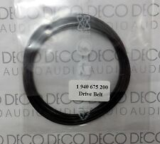 Pro-ject turntable drive belt. Genie RPM1 RPM3 RPM6 RPM9 RPM10. Genuine. DECO