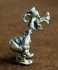 Vintage Disney Goofy Sterling Silver Charm