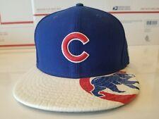 SE Chicago Cubs | New Era 9FIFTY Hat | Snakeskin Brim | Snapback M - L | 2016