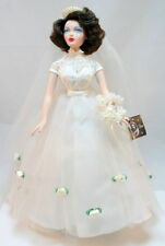 "Gene Marshall Doll with Outfit Monaco Bride 16"" By Mel Odom Ashton Drake Galleri"