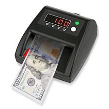 Pyle PRMDC40 2-in-1 Bill Counter & Counterfeit Bill Detector