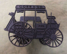 #CC. COBB & CO ROYAL MAIL  PLASTIC STAGE COACH NOTE HOLDER