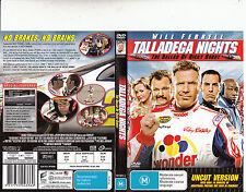Talladega Nights-2006-Will Ferrell-Movie-DVD