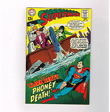 SUPERMAN (v1) #210 Grade 8.5 Silver Age DC find w/ great Neal Adams cover art!