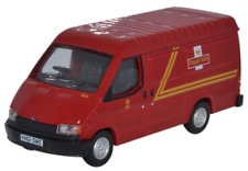 Oxford Diecast 76FT3002 Ford Transit MK3 Royal Mail Van OO Gauge