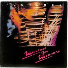 Icehouse - Measure For Measure - LP Vinyl Record