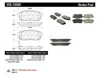 StopTech Sport Brake Pads fits 2004-2007 Mazda RX-8  STOPTECH