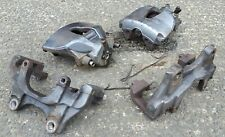 Genuine VAUXHALL CORSA D 2014 VXR OPC Front Left Right Brake Calipers + Carriers
