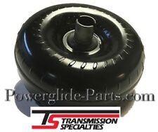 "TSI GM 700R4 / 4L60  12"" Torque Converter Lock Up Stall Chevy 700-R4 2300-2700"