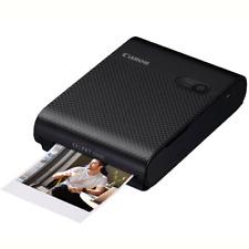 Canon QX10 SELPHY Square Photo Printer: Black