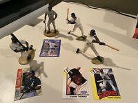 Lot of 4-Frank Thomas Starting Lineups(Loose)(92,93,97,98)