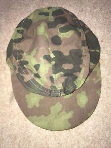 Ww2 German Elite Camouflage Cap 61