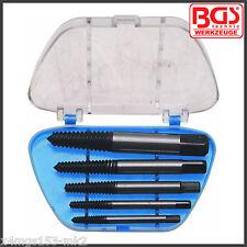 "BGS-Tornillo Extractor Set, 5 un. - Tamaño 3 - 19 Mm (1/8 "" - 3/4"") - Pro - 1895"