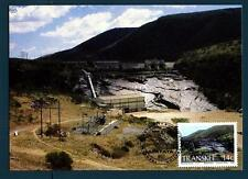SOUTH AFRICA - TRANSKEI - Cart. Post. - 1986 - Le centrali idroelettriche - Prim