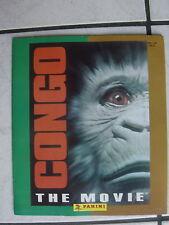 Congo -The Movie  - Panini Klebebilderalbum  aus den  90 er Jahren