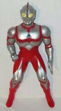 "Vintage 1990 Ultraman 8.25"" Tsuburaya Action Figure Anime Manga Urutoraman EUC"