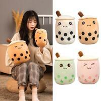 Bubble Tea Cup Plush Toy Pillow Milk Tea Cup Pillow Kids Cushion Toys Soft
