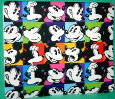 DISNEY PARKS MICKEY MOUSE COMPUTER LAPTOP MOUSE PAD NEW MANY FACES OF MICKEY