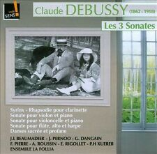 3 Sonatas, New Music