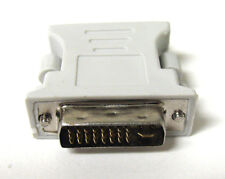 DVI-I 24+5 Pin Male To 15 Pin VGA Female Adapter Convertor FastShipping From USA