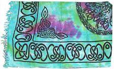 Celtic Knots Altar Cloth / Sarong: 44 x 72 (Wicca, Witch, Pagan) Mandala