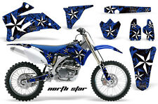 AMR RACING OFF ROAD MOTOCROSS DECAL GRAPHIC KIT YAMAHA YZ 250/450 F 06-09 NSU
