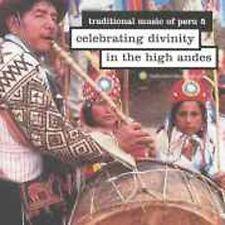Traditional Music of Peru 5 CD