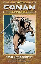Chronicles Of Conan Volume 1: Tower Of The Elephant And Other Stories by Roy Thomas (Paperback, 2003)