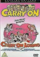 Carry on Loving 5037115034632 With Sid James DVD / Special Edition Region 2