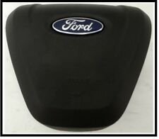 2013 - 2015 FORD FUSION LEFT DRIVER SIDE STEERING WHEEL AIRBAG BLACK