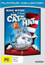 Mike Myers in Dr. Seuss' THE CAT IN THE HAT : NEW DVD