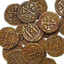 Tesoro Pirata Monedas// efecto De Oro/*** compre 5 lleve 1 Gratis ***