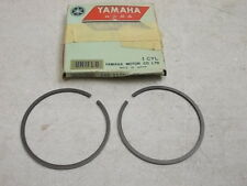 Yamaha NOS AT1, DS6, Piston Ring Set, 2nd O/S, # 248-11601-20-00,   d-23