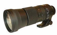 Sigma 150-600mm f/5-6.3 DG OS HSM Contemporary Lens for Nikon F #745-306  NEW!!
