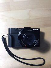 Sony Cyber-shot DSC-RX100M2 20.2 MP Digitalkamera - Schwarz